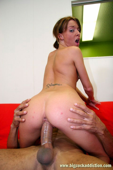 Ass fucked french girl