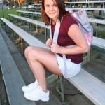 College Teens Bookbang - Girl