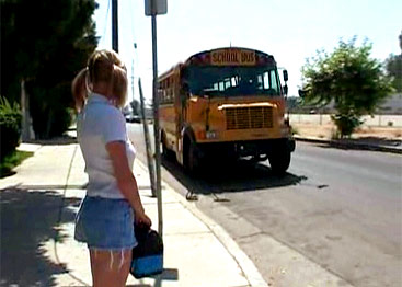 Teen Slut Bus - Bus