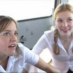 Teen Slut Bus - School Girls